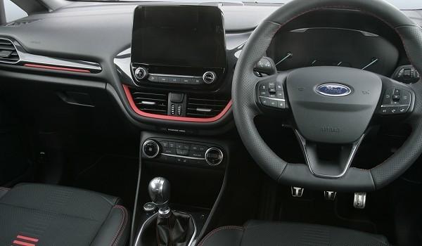 Ford Fiesta Hatchback 1.0 EcoBoost 125 ST-Line Navigation 3dr
