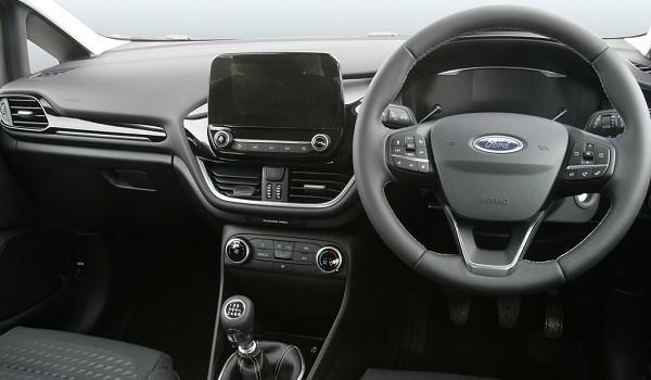 Ford Fiesta Hatchback 1.0 EcoBoost 125 Titanium 5dr