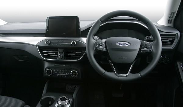 Ford Focus Estate 1.0 EcoBoost 125 Zetec Nav 5dr Auto