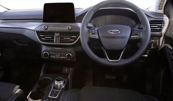 Ford Focus Hatchback 1.0 EcoBoost 125 Zetec 5dr Auto