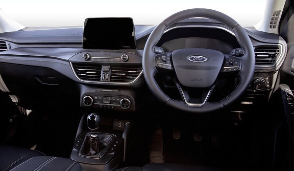 Ford Focus Vignale Estate 1.0 EcoBoost 125 5dr Auto