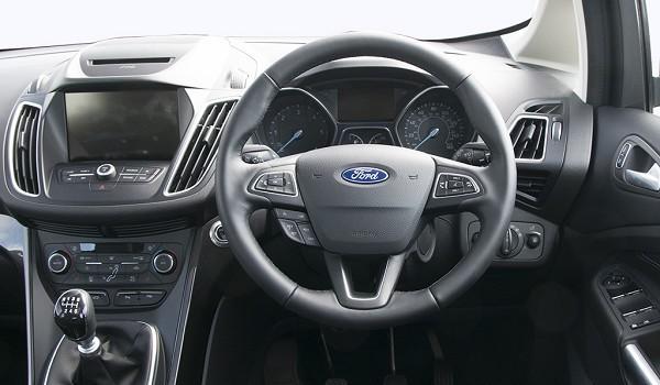 Ford Grand C-Max Estate 1.0 EcoBoost 125 Titanium X 5dr