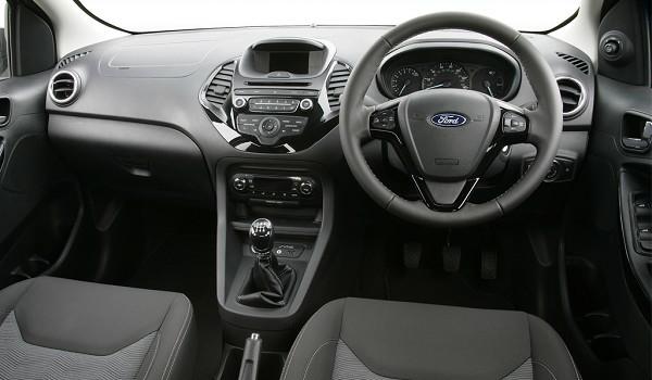 Ford Ka+ Hatchback 1.2 Studio 5dr
