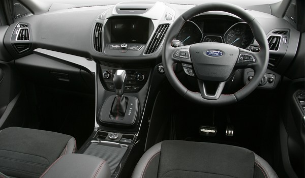Ford Kuga Estate 2.0 TDCi Zetec [Nav] 5dr Auto 2WD