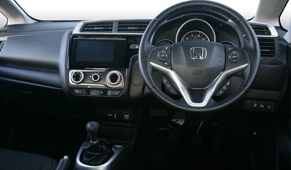 Honda Jazz Hatchback 1.3 i-VTEC EX Navi 5dr CVT