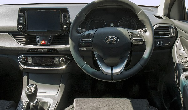 Hyundai I30 Hatchback 1.0T GDI S 5dr
