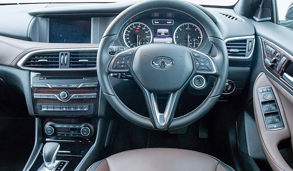Infiniti Qx30 Estate 2.2d Luxe Tech 5dr DCT