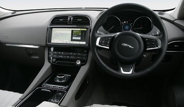 Jaguar F-Pace Estate 2.0 R-Sport 5dr Auto AWD