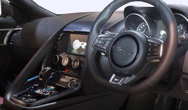 Jaguar F-Type Convertible 2.0 2dr Auto
