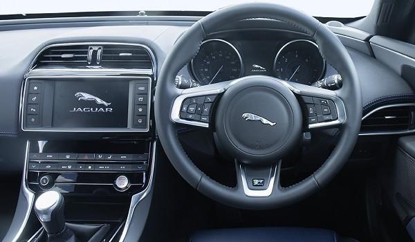 Jaguar XE Saloon 2.0d [180] Portfolio 4dr