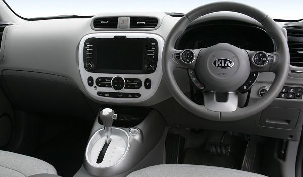 KIA Soul Hatchback 1.6 CRDi 3 5dr