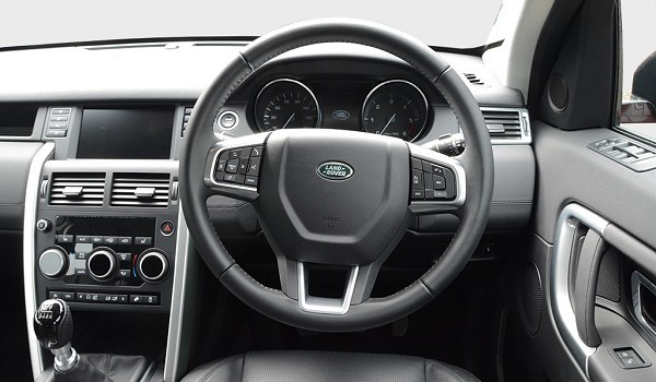 Land Rover Discovery Sport SW 2.0 TD4 180 SE 5dr