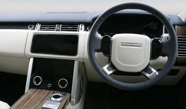 Land Rover Range Rover Estate 3.0 TDV6 Vogue 4dr Auto