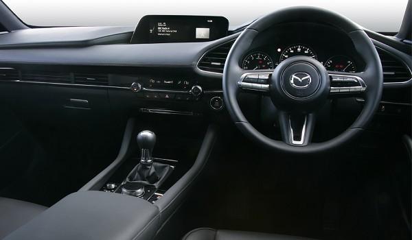 Mazda 3 Mazda3 Hatchback 2.0 Skyactiv X MHEV Sport Lux 5dr Auto