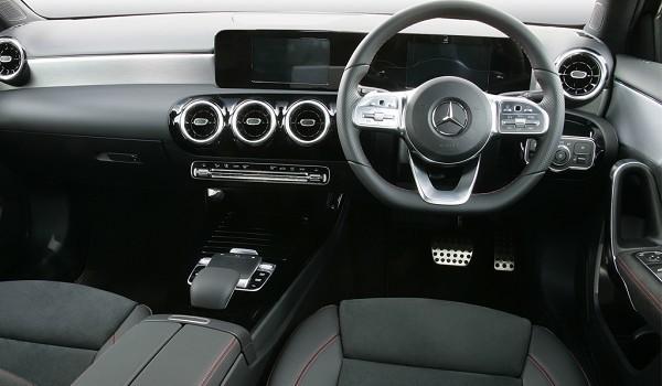 Mercedes-Benz A Class Hatchback A200 AMG Line Executive 5dr Auto