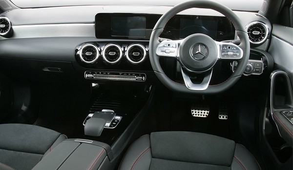 Mercedes-Benz A Class Saloon A200d Sport Executive 4dr Auto