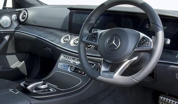Mercedes-Benz E Class Coupe E220d AMG Line Premium Plus 2dr 9G-Tronic