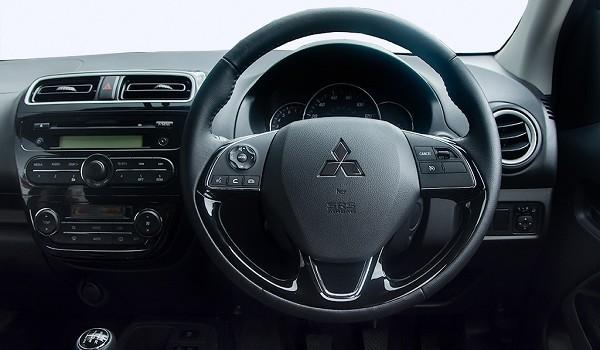 Mitsubishi Mirage Hatchback 1.2 3 5dr