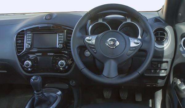 Nissan Juke Hatchback 1.5 dCi Visia 5dr