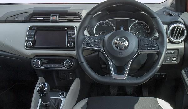 Nissan Micra Hatchback 1.5 dCi Tekna 5dr [Vision+ Pack]