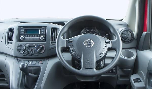 Nissan NV200 Combi Estate 1.5 dCi 110 Acenta 5dr [5 Seat]