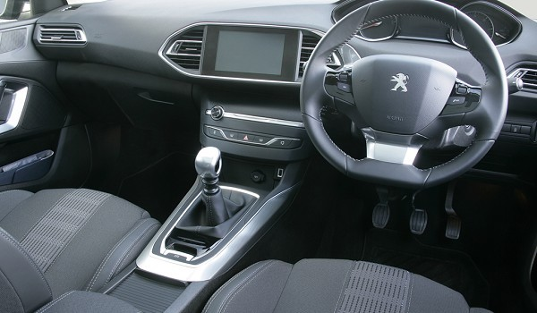 Peugeot 308 Hatchback 1.2 PureTech 110 Active 5dr [6 Speed]