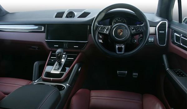 Porsche Cayenne Estate Turbo 5dr Tiptronic S