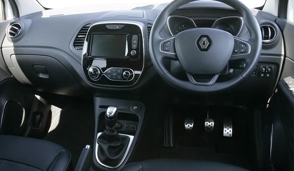 Renault Captur Hatchback 1.5 dCi 90 Iconic 5dr EDC