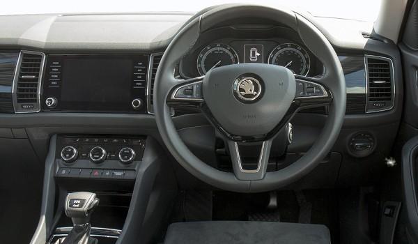 Skoda Kodiaq Estate 2.0 TDI 190 Sport Line 4x4 5dr DSG [7 Seat]