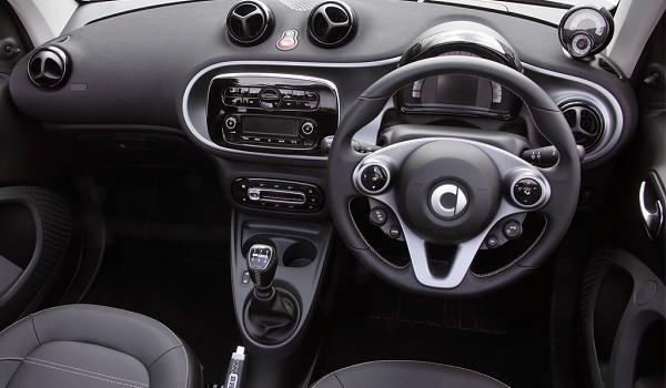 Smart Fortwo Cabrio Fortwo Cabrio 0.9 Turbo Prime 2dr