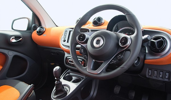 Smart Fortwo Coupe Fortwo Coupe 0.9 Turbo Prime Premium Plus 2dr Auto