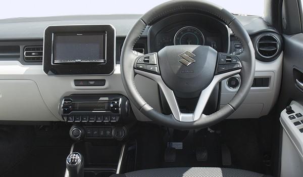 Suzuki Ignis Hatchback 1.2 Dualjet SHVS SZ3 5dr