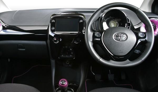 Toyota Aygo Hatchback 1.0 VVT-i X 5dr