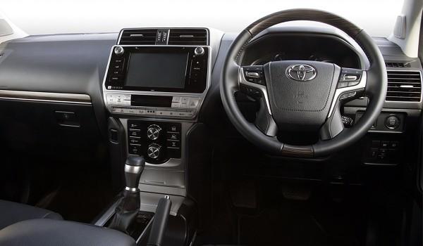 Toyota Land Cruiser SW 2.8 D-4D Active 5dr Auto 5 Seats [Nav]