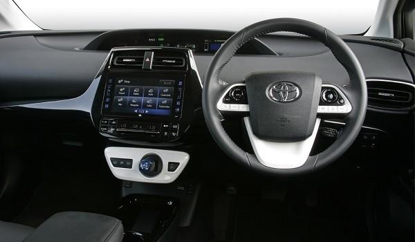 Toyota Prius Hatchback 1.8 VVTi Business Edition 5dr CVT