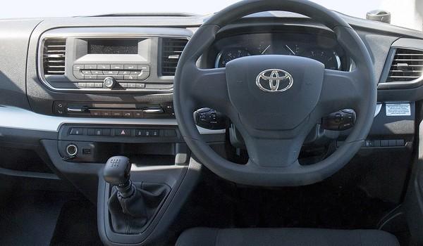 Toyota Proace Verso Estate 2.0D Shuttle Long [TSS] 5dr