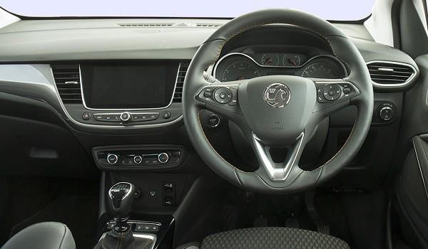 Vauxhall Crossland X Hatchback 1.2T ecoTec [110] Elite 5dr [6 Speed] [S/S]