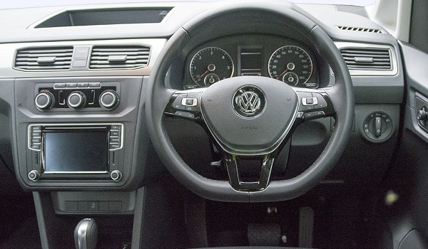Volkswagen Caddy Life Estate 2.0 TDI 5dr DSG