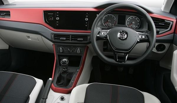 Volkswagen Polo Hatchback 2.0 TSI GTI 5dr DSG