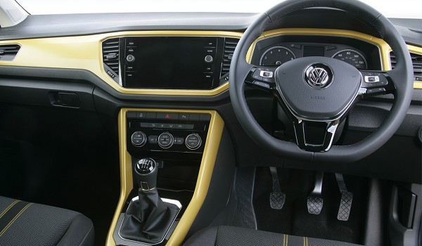 Volkswagen T-Roc Hatchback 1.0 TSI S 5dr