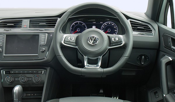Volkswagen Tiguan Estate 2.0 TDi 150 4Motion S 5dr