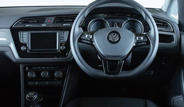 Volkswagen Touran Estate 2.0 TDI SEL 5dr