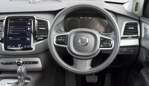Volvo XC90 Estate 2.0 B5P [250] Momentum 5dr AWD Gtron