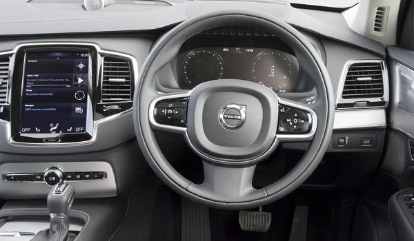 Volvo XC90 Estate 2.0 B5P [250] R DESIGN Pro 5dr AWD Gtron