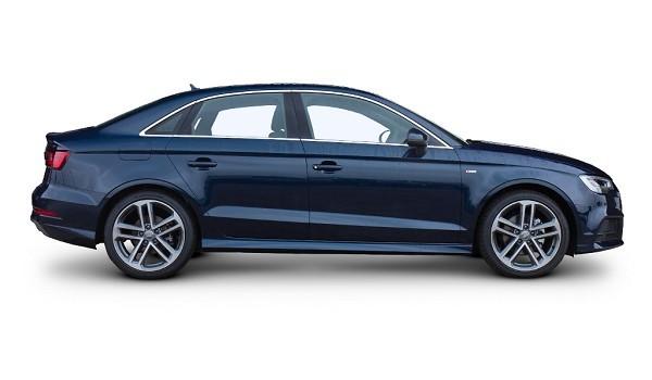 Audi A3 Saloon 35 TDI Black Edition 4dr [Tech Pack]