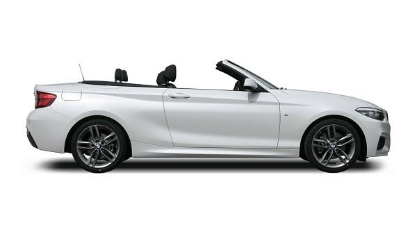 BMW 2 Series Convertible 218d M Sport 2dr [Nav] Step Auto