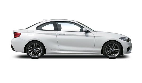 BMW 2 Series Coupe 220i M Sport 2dr [Nav] Step Auto