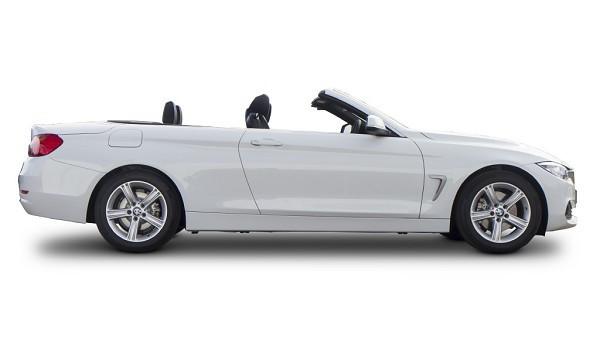 BMW 4 Series Convertible 430d M Sport 2dr Auto [Professional Media]