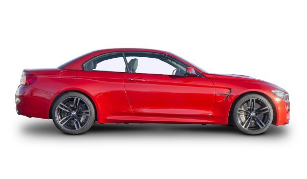 BMW M4 Convertible M4 2dr DCT [Competition Pack]