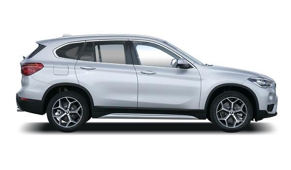 BMW X1 Estate sDrive 18i M Sport 5dr Step Auto [Tech II/Plus Pk]